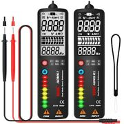Voltage Detector Tester Lcd Non Contact Live Wire Indicator Electric Pen Ncv Kit