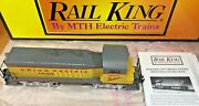 Rail King Union Pacific Nw-2 Switcher Diesel Engine Cab1050 Protosound 30-2138-1