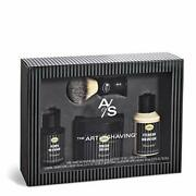 The Art Of Shaving Unscented Shaving Kit For Men - The Perfect Gift For The P...