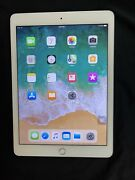 Apple Ipad Air 2 A1566 Mgkm2ll/a 64gb Wi-fi Only 9.7in Broken Home Button