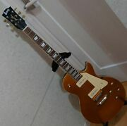 Burny Rlg-60p Vgt Electric Guitar Great Condition From Japan Rare