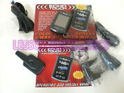 Excalibur Echo Touch 2 Way 731 Lcd Pager Oled Touch Screen Remote W/ Usb Charger