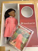 American Girl Doll Classic Addy Textured Black Nrfb New 18 Inch