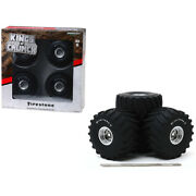 66-inch Monster Truck Firestone Wheels And Tires 6 Piece Set Kings Of Crunch ...