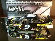 Marcos Ambrose 9 Stanley Tools Brushed Metal 2012 Ford Fusion 1 Of 150 Made