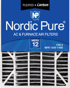 20x25x6 Aprilaire 2200 Replacement Filter 201 Merv 12 Pleated + Carbon 1 Pack
