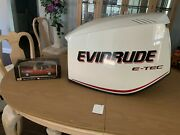 Evinrude / Johnson Outboard Brp 150hp Motor Cowling 2006 And Up P0285631