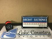 Cessna Altimeter P/n 22-377-01 Removed Working