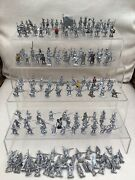 Approx 172 25mm Scale Wargaming Figures On Foot Lead Soldiers Napoleonic 471