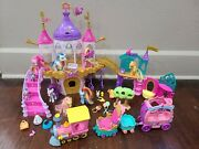My Little Pony Princess Wedding Castle Playset With Train, Figures, Accessories