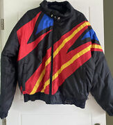 Yamaha Sports Wear Mens Large Snowmobile Jacket - Vintage - Excellent Condition