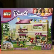 Like New Lego Friends 3315 Olivia's House 100 Complete W/ Manuals No Box