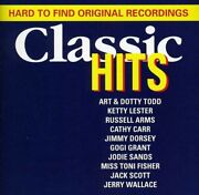 Free Us Ship. On Any 3+ Cds New Cd Various Artists Classic Hits Hard To Find