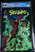 Spawn 42 - Image Comics - 2/96 - Cgc 9.8 - White Pages