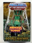 Damaged Package Masters Of The Universe Classics Double Mischief Motu Trouble
