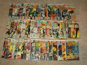 Weird Western Tales 12-70 Dc 57 Issues 1972 Featuring Jonah Hex And Scalphunter