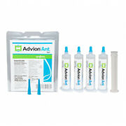 Advion Ant Gel Bait - 4 Tubes With 1 Plunger And 2 Tips Free Shipping