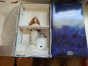 Enchanted Mermaid Barbie Limited Edition New In Box Rare Collectible With Coa