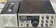 Vintage Kenwood Ssb Transceiver Model Ts-900 And Ps-900 Power Supply F