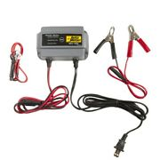 Auto Meter Bex-1500 Battery Extender Maintain 12v Trickle Charger Gel Cell Agm