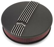 Edelbrock 41173 Classic Series Air Cleaner Assembly 14 X 4 Breather