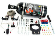 Nitrous Outlet 90mm Fast Intake 97-04 Corvette Plate Systemno Bottle