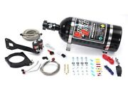 Nitrous Outlet Gm 99-02 Fast 102 Truck Plate Systemafr12lb Bottle