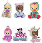 Cry Babies Scented Doll Bundle Lizzy, Mel, Pearly, Narvie, Jassy