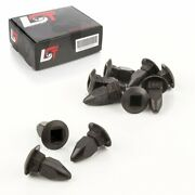 10x Fangled Nut Clips For Seat Altea Side Sills Mounting