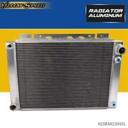 Fit For Ford Thunderbird 1964 1965 1966 Aluminum Performance Cooling Radiator