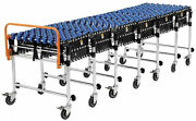 Package Conveyor Shipping Receiving Assembly Packaging - 6 Ft To 25 Ft - 24 W N