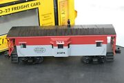 Mth Railking 30-7712 Nyc New York Central Pacemaker Bay Window Caboose 21574