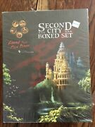 Aeg L5r 4e Legend Of The Five Rings Second City Box Set Rpg Brand New