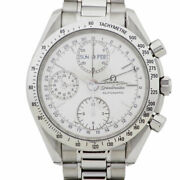 Omega Speedmaster Automatic 3521.30 Chronograph Day/date Menand039s Watch Wl34195