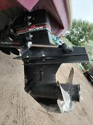 Mercruiser Alpha One Gen Two Sterndrive Complete Outdrive 4.3l Low Hours