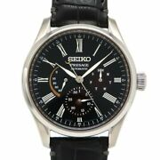 Seiko Presage Limited Edition Mens 6r21-01f0 Limited Model Automatic Ty027
