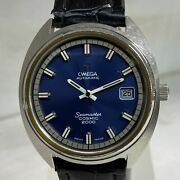 Omega Seamaster Cosmic 2000 Automatique 166.130 Date Vintage Homme Watch Wl34209