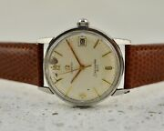 Omega Seamaster 600 136.022 Vintage Steel Mens Watch With Date Window