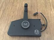 Omc Outboard Preowned Control Box 0176380