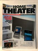 Home Theater Magazine All-in-one Streaming Solution Issues January 2011