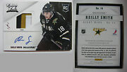2012-13 Panini Luxury Suite Reilly Smith 1/1 Rookie Rc Patch Autograph Vegas