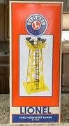 Lionel 395 Floodlight Tower Yellow New In Box Never Opened