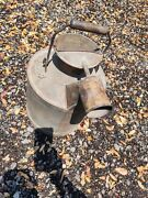 Antique Standard Oil Of Indiana 5 Gallon Liquid Measure Can Great Patina Gas