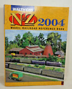 Walthers Nandz Model Railroad Reference Book 2004 By Phil Walthers Paperback