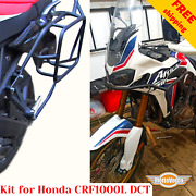 For Honda Crf1000l Africa Twin Luggage Rack System Engine Guard Crf1000 L Dct