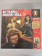 Betrayal At House On The Hill - Super Jeu Semi Coop - édition Originale - Neuf