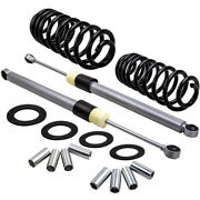 Rear Air Spring To Coil Spring Conversion Kit For Hummer H2 2003-2009 Suspension