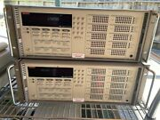 One Unit- Keithley 7002 Switch System 400 Channel 10-slot Mainframe Without Card