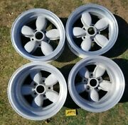 Vintage American Racing 200s Daisy Style Wheels 15x10 15x7 Chevy Truck Van Mags