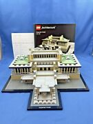 Lego Architecture Imperial Hotel, 21017, 2013, Used, 100 Complete With Manual